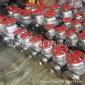 厂家直销铸铁 铸钢 不锈钢法兰衬胶隔膜阀G41J-10 16P